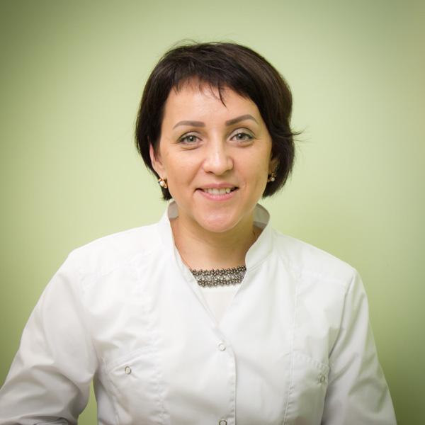 Старостина Светлана Николаевна